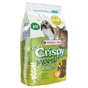 Aliment Lapins Crispy Muesky 2.75Kg (Copie)