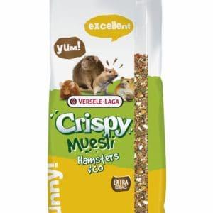 Crispy Muesli Hamster et Co 1Kg