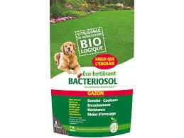 Eco-Fertilisant Bacteriosol Gazon 8kg
