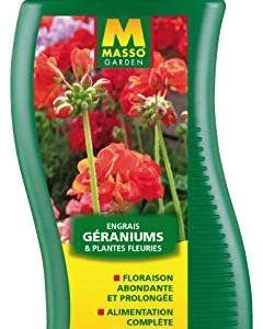Engrais Liquide Geraniums 1l