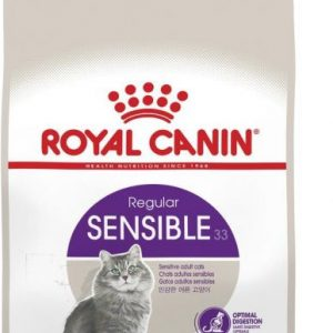 Croquettes Royal Canin Regular Sensible 33 4Kg