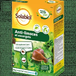 Anti-Limace et escargot Solabiol 750g