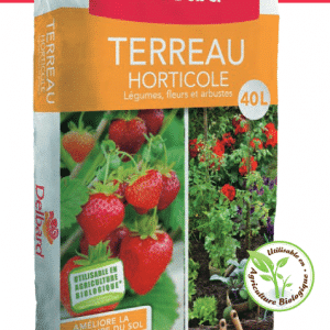 Terreau Horticole Delbard 40L
