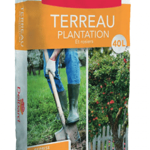 Terreau Plantation Delbard 40L