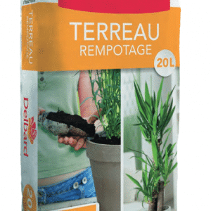 Terreau Rempotage Delbard 20l