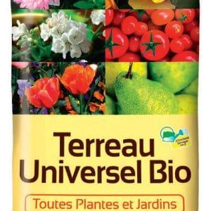 Terreau Universel bio Tonusol 40L