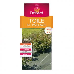 Toile de Paillage Delbard 1.25x20m
