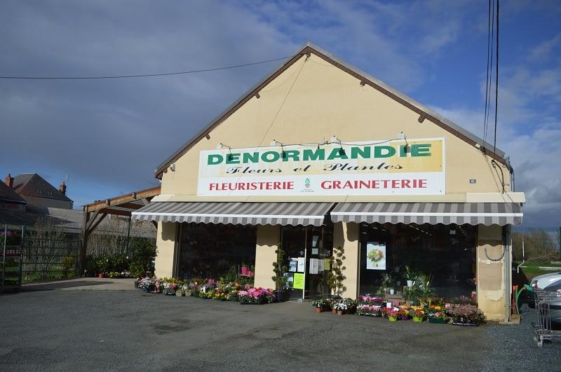 Jardinerie Denormandie - Horticulture & Matériel | Neuvy-Saint-Sépulchre