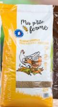 """Aliment Complet Poulets et Poulettes """"Ma p'tite ferme"""" Volaille croissance Confiance"""