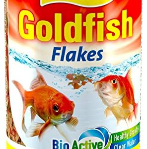 Aliment Poisson Goldfish Flakes 100 ml
