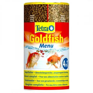 Aliment Poisson Goldfish Menu