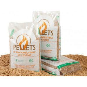 Pellets/Granulés le sac de 15kg