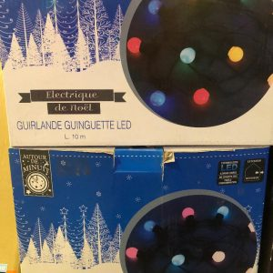 Guirlande Guinguette LED