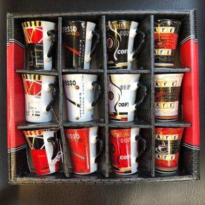 Coffret 12 Tasses à Café