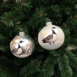 Boule de Noël Oie