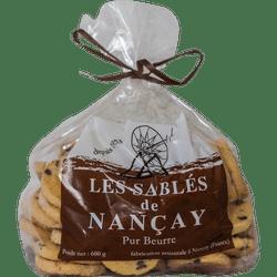 Les Sablés de NANCAY pur beurre pépites de Chocolat