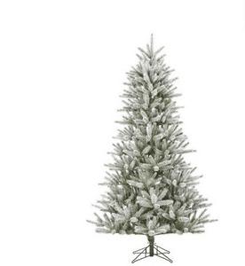 Sapin de Noël Artificiel vert Caroline H155xD76 cm