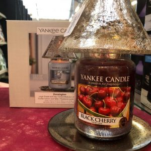 Abat jour plateau Yankee Candle